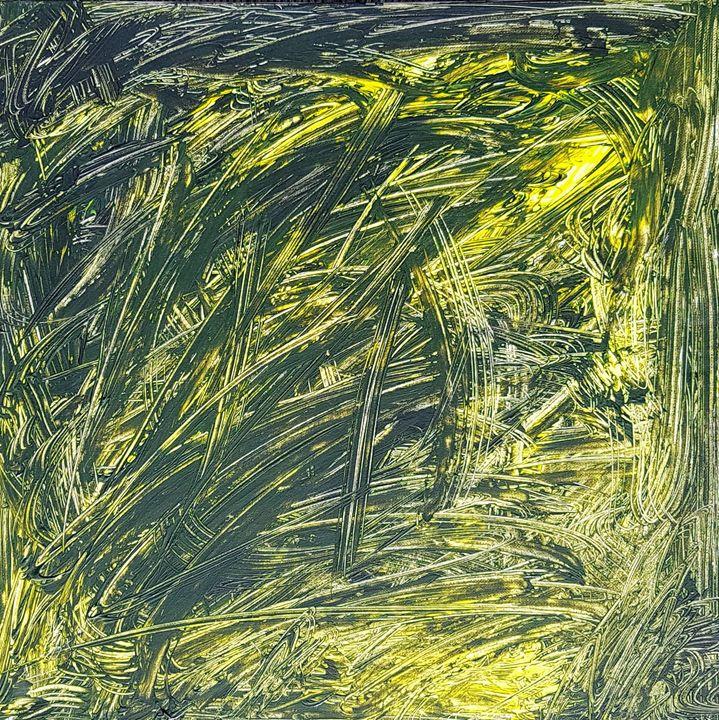 Black and yellow - Maurice van de Wege
