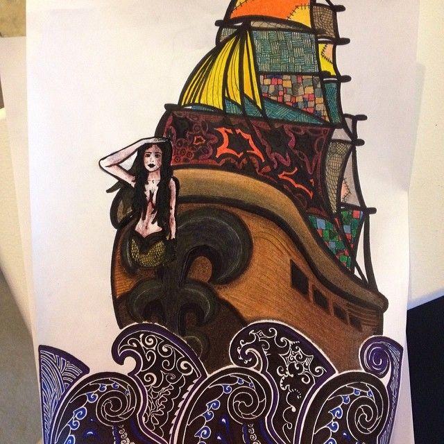 Great Sea Voyage - Lindsey Jennifer