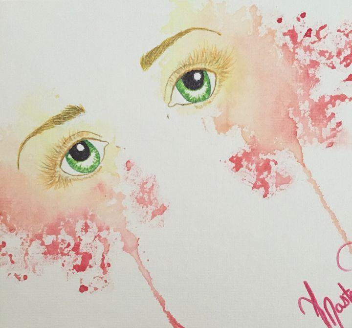Fire eyes - Stasia