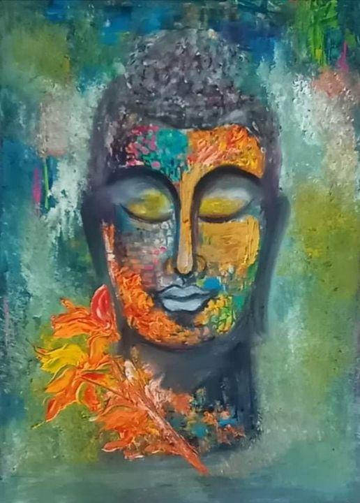Original  pure  Buddha - Kob