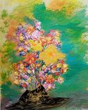 Flower  oilpainting  for you