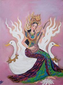 Queen of the Swan