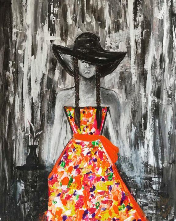 Art perfect  girl. - Kob