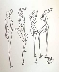 Ladies  art 1