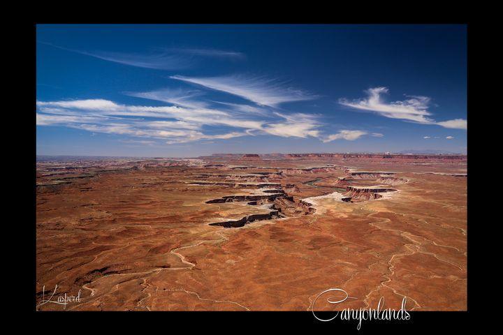 Canyonlands National Park - Utah - L'Oeil de la Photographe