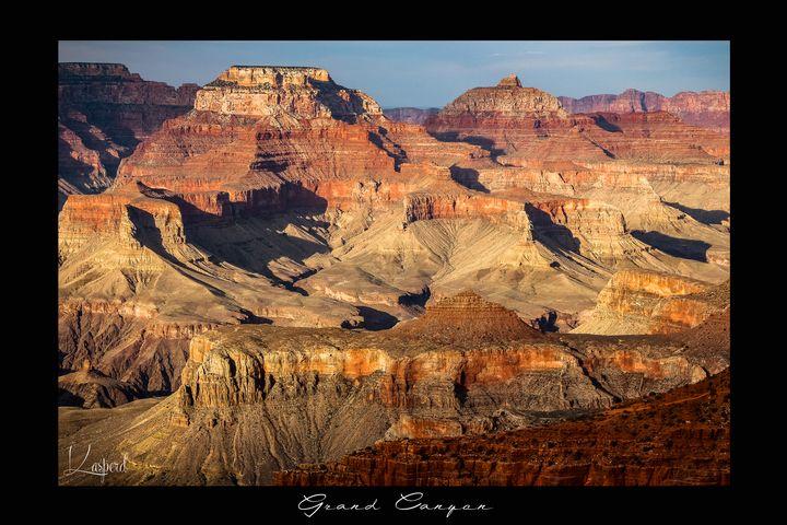 Grand Canyon - L'Oeil de la Photographe