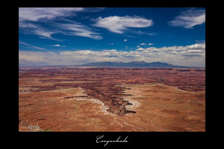 Canyonlands National Park - L'Oeil de la Photographe