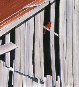 Redbird Perch