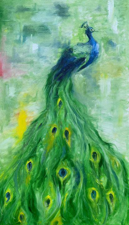 The National Bird - Lalit Kapoor