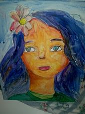 Maria's art