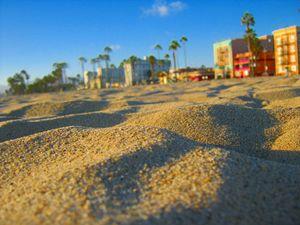 Sand Slant