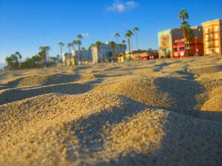 Sand Slant - Bee