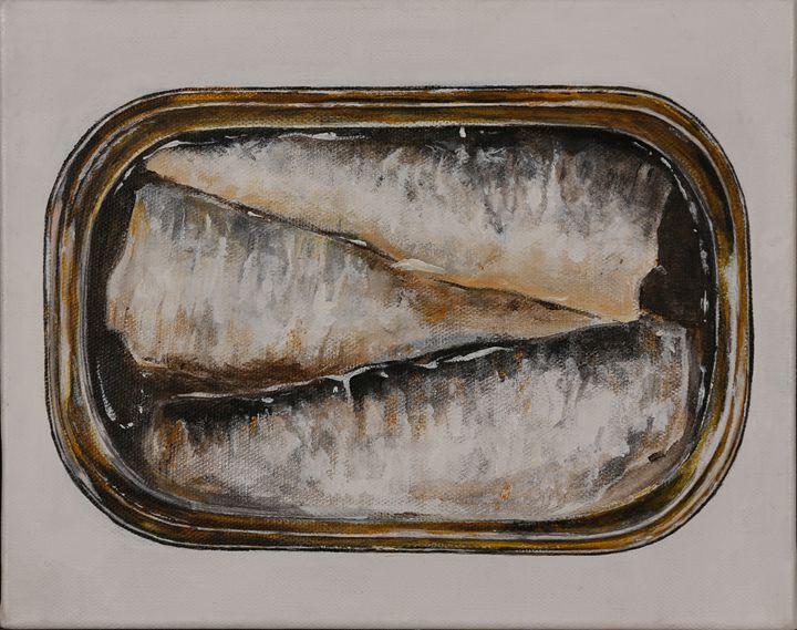 sardines - Ella Musaeva