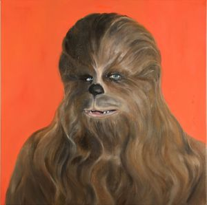 Chewbacca gold
