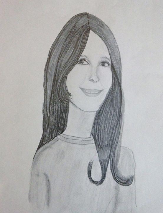 young lady - KJ Eubank