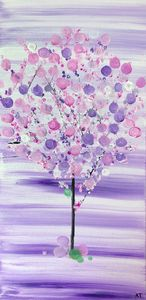 Celebrating life-Spring - Angela Tocila Art