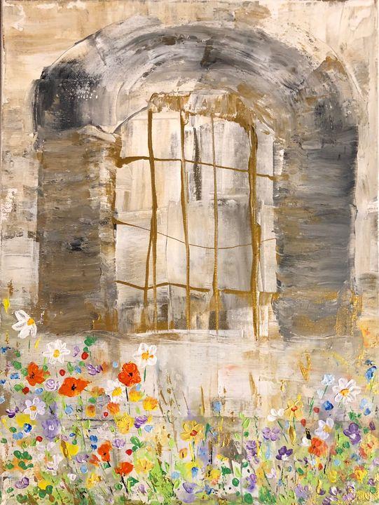 We will be free again 2 - Angela Tocila Art