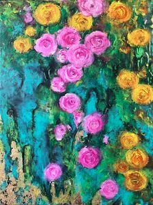 Roses 3 - Angela Tocila Art