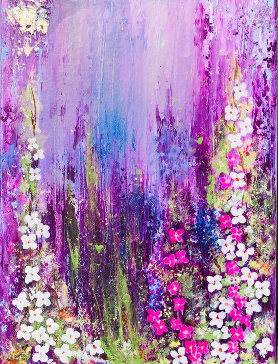 Magic Garden - Angela Tocila Art