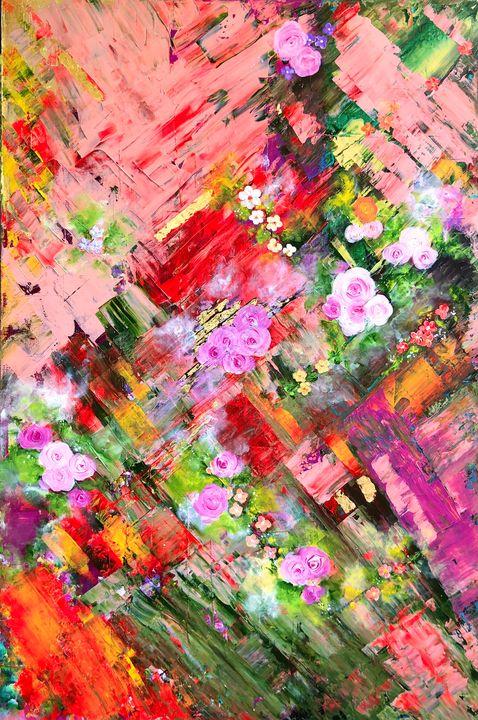 Colors of my Soul - Angela Tocila Art