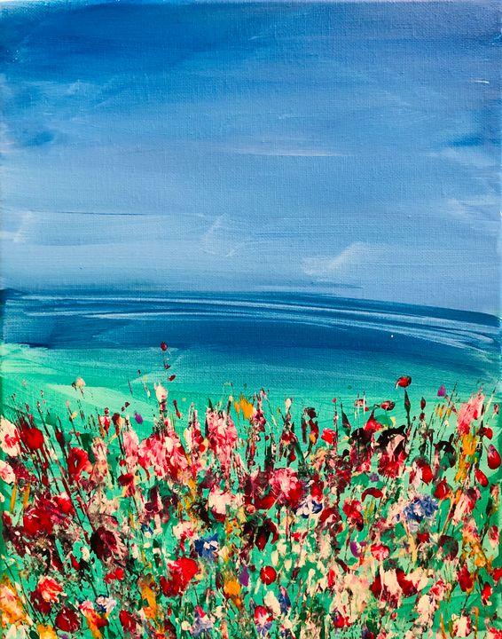 Summer 3 - Angela Tocila Art