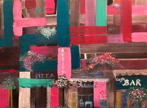 Lungomare - Angela Tocila Art