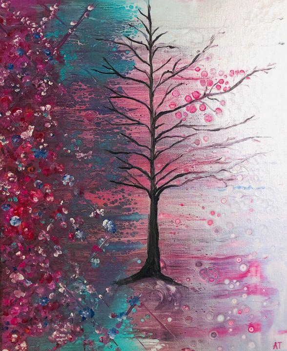 High Hopes - Angela Tocila Art