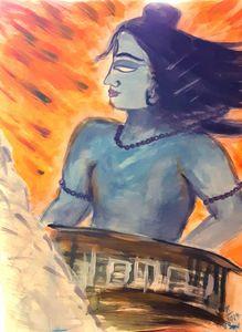 Shiva appeared in my dreams