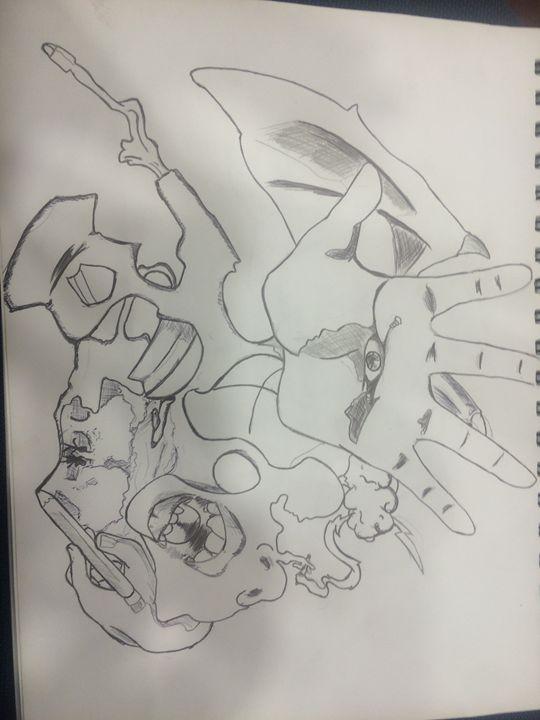 Sketch 1 my world - Supillicit