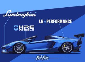 Lamborghini Widebody