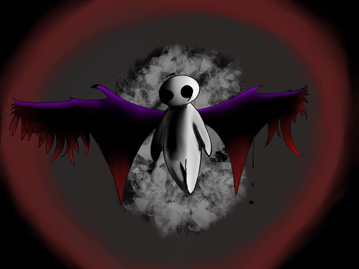 Dark Angel - Digital Art