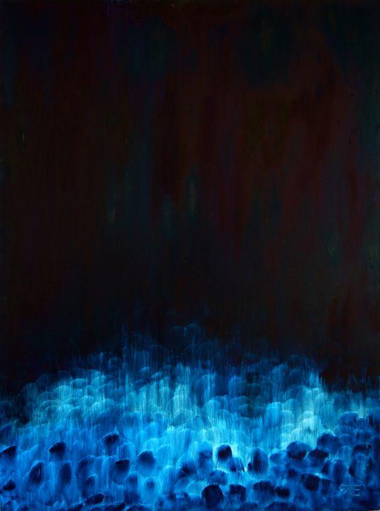 Souls Descending - Saeri Fae Art