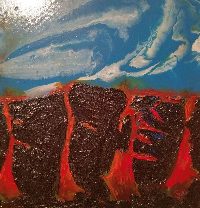 Lava Rising - ZimArts