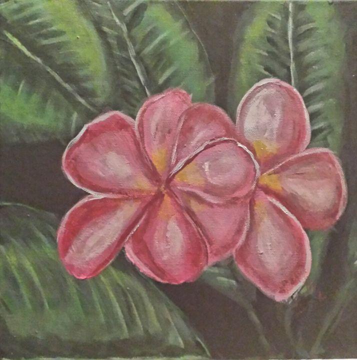 Hawaiian Flowers - ZimArts