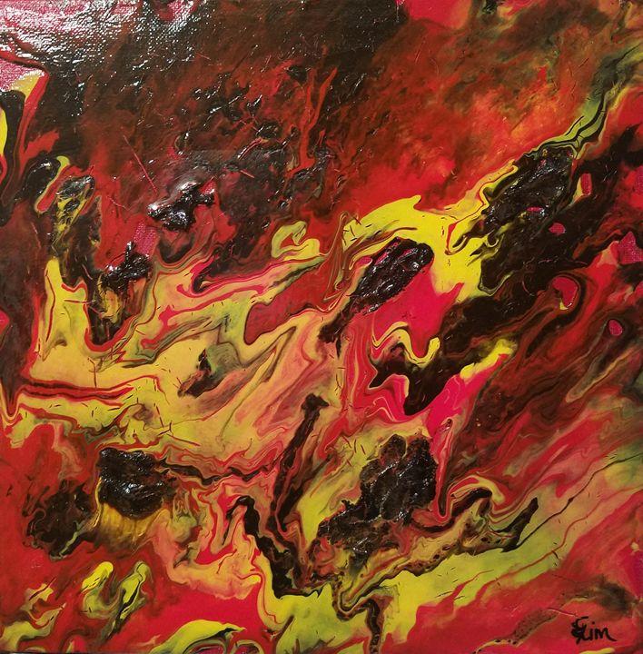 Volcanic Flow - ZimArts