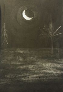 Moonlit Field - Slawson
