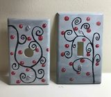 Outlet cover painting