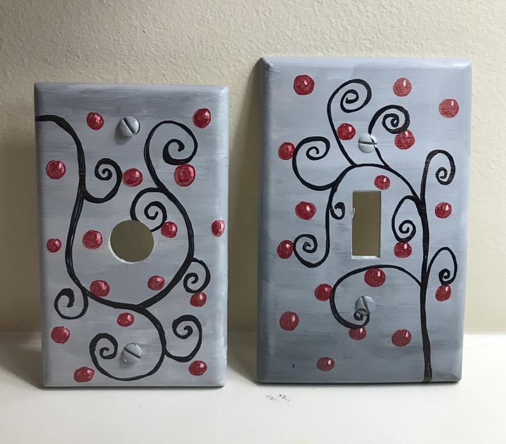 Outlet cover plates - Art holic