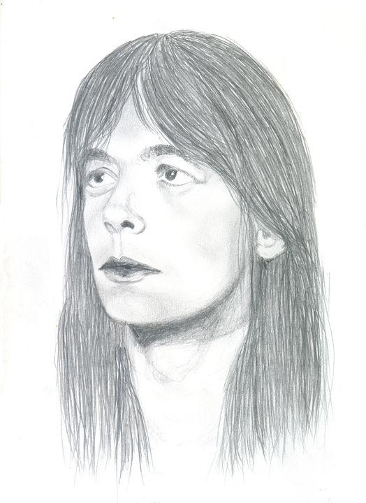 Portrait #1 - Bidde
