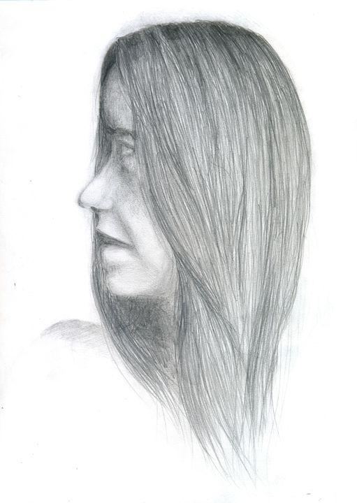 Portrait #2 - Bidde