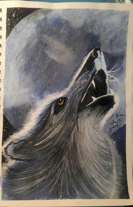 The wolf's tear - Honghanh