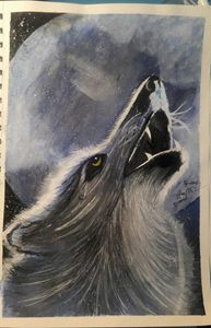 The wolf's tear