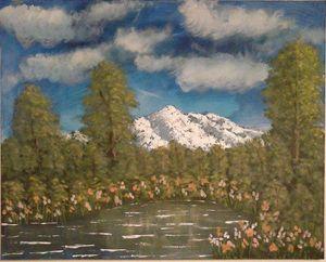 alaska-landscape & nature painting