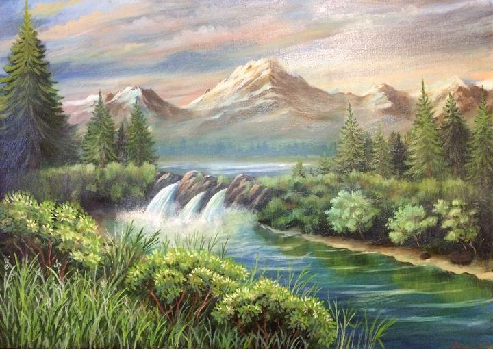 Mountains - Denis Grakhov