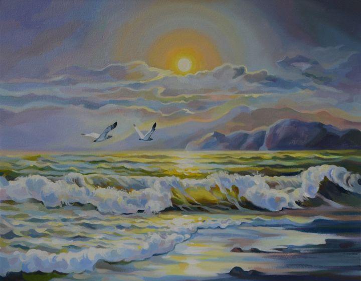 Ocean - Denis Grakhov