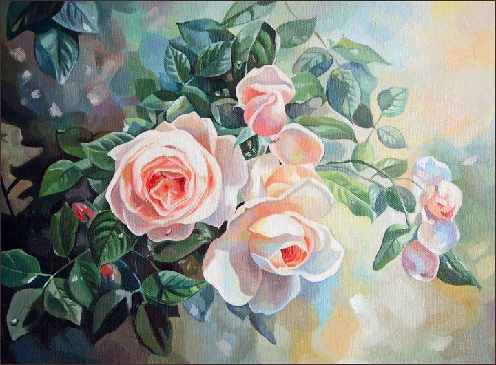 Flowers - Denis Grakhov