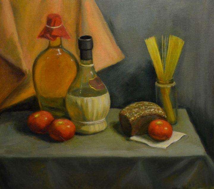 Italian still-life - Denis Grakhov