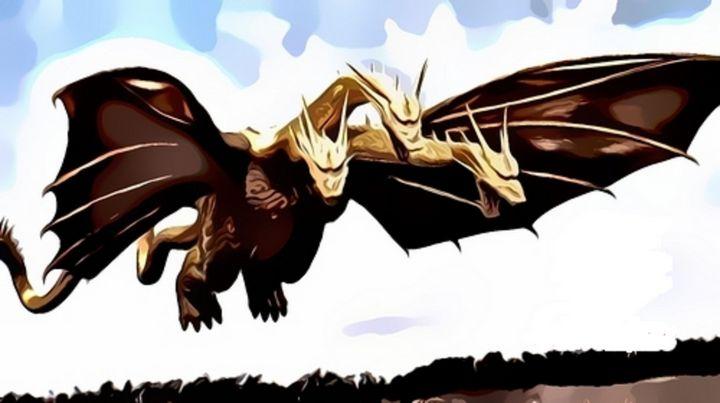 King Ghidorah - Destined Nostalgic Artifacts
