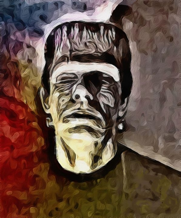 House of Frankenstein - The Monster - Destined Nostalgic Artifacts