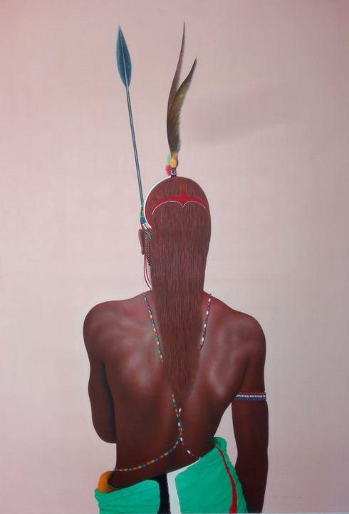 Samburu Warrior - African Oils Online
